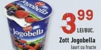 Iaurt cu fructe, Zott Jogobella
