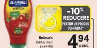 Hellman's ketchup clasic