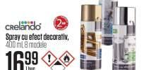 Spray cu efect decorativ