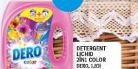 Detergent lichid 2in1, Dero Color