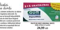 Pasta de dinti Original White Gum