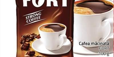 Cafea macinata Fort
