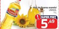 Ulei de floarea soarelui Unisol