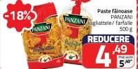 Paste fainoase Panzani