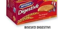 Biscuiti digestivi McVitie's
