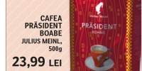 Cafea Prasident boane