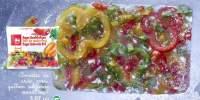 Amestec de ardei rosu, galben si verde