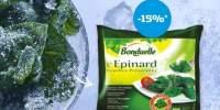 Spanac frunze intregi Bonduelle