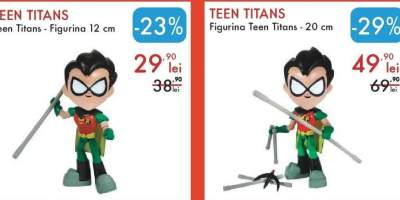 Teen Titans figurina 12/20 centimetri