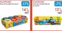 Plastelino pasta de modelat 4/8 culori
