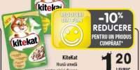 Hrana umeda pentru pisici KiteKat