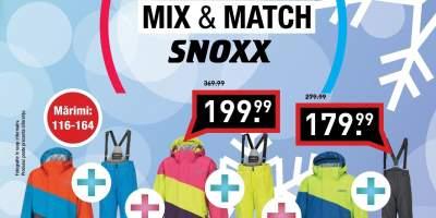 Echiapmente de iarna pentru copii Snoxx