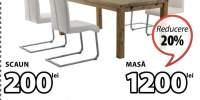 Masa si scaune Lundby + Skjern