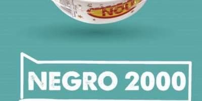 Salata cu icre de crap si ceapa, Negro 2000
