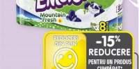Emeka hartie igienica Mountain Fresh/ Paradis