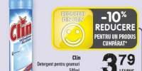 Clin detergent pentru geamuri