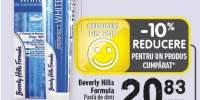 Beverly Hills formula pasta de dinti