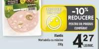 Mortadella cu masline, Ifantis