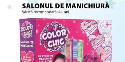 Salonul de manichiura Color Chic