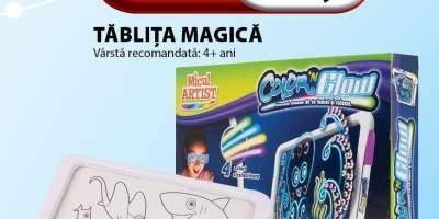 Tablita magica, Micul Artist