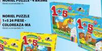 Puzzle Noriel 24 pieze coloreaza-ma
