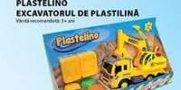 Excavatorul de plastilina, Plastelino