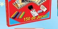 150 de jocuri in unul singur