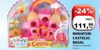 Miniaturi castelul regal