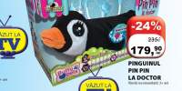 Pinguinul Pin Pin la Doctor