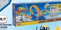 Color Twisters cu 2 masini