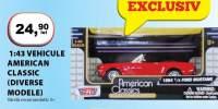 Vehicule american classic (diverse modele)