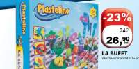 La bufet, Plastelino