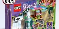 Salvarea de la cascada din jungla, Lego