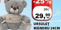Ursulet mandru 24 centimetri