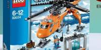 Elicopter arctic Lego
