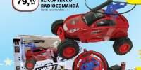 Masinuta-elicopter cu radiocomanda, Knite Cyclone
