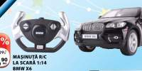 Masinuta R/C la scara 1:14, BMW X6, Rastar