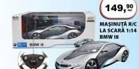 Masinuta R/C la scara 1:14, BMW I8