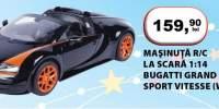 Masinuta R/C la scara 1:14 Bugatti Grand Sport Vitesse