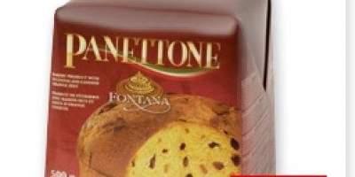Panettone Fontana