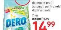 Detergent automat Dero 2 in 1