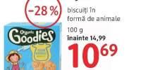 Biscuiti Organix