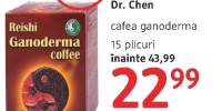 Cafea ganoderma Dr. Chen