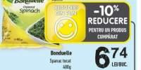 Spanac tocat Bonduelle