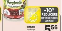 Fasole rosie Bonduelle