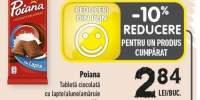 Tableta ciocolata Poiana