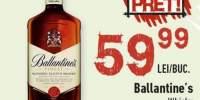 Whisky Ballentine's