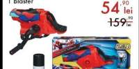 The Amazing Spiderman 2 Spiral Web Shooter 2 in 1 Blaster