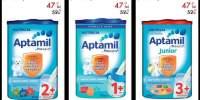 Lapte de crestere Aptamil