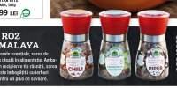 Rasnita cu sare de Himalaya si Chili/ Piper/ Verdeturi de Provence